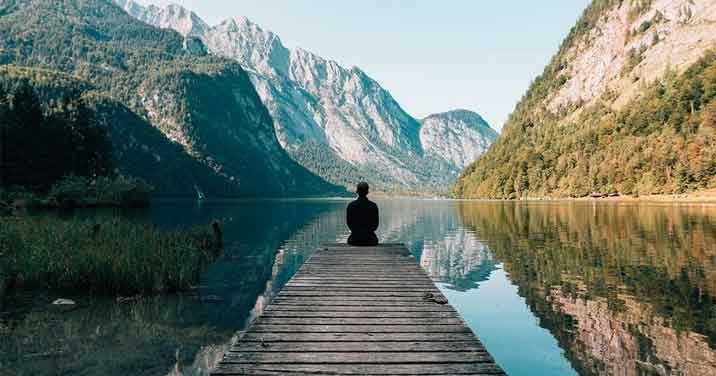 تکنیک ذهن آگاهی برای افزایش آرامش