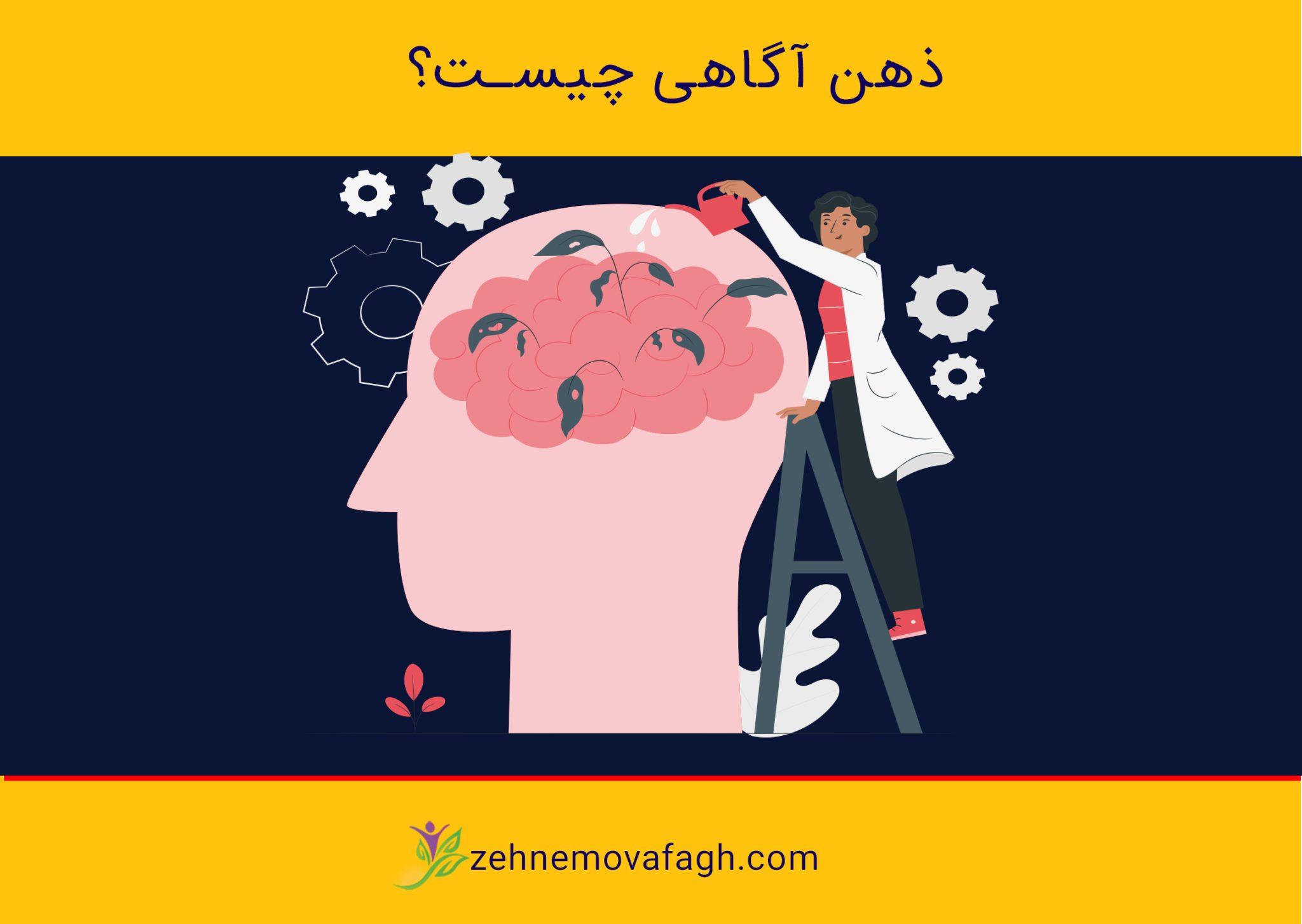 افزایش عزت نفس با (ذهن آگاهی)